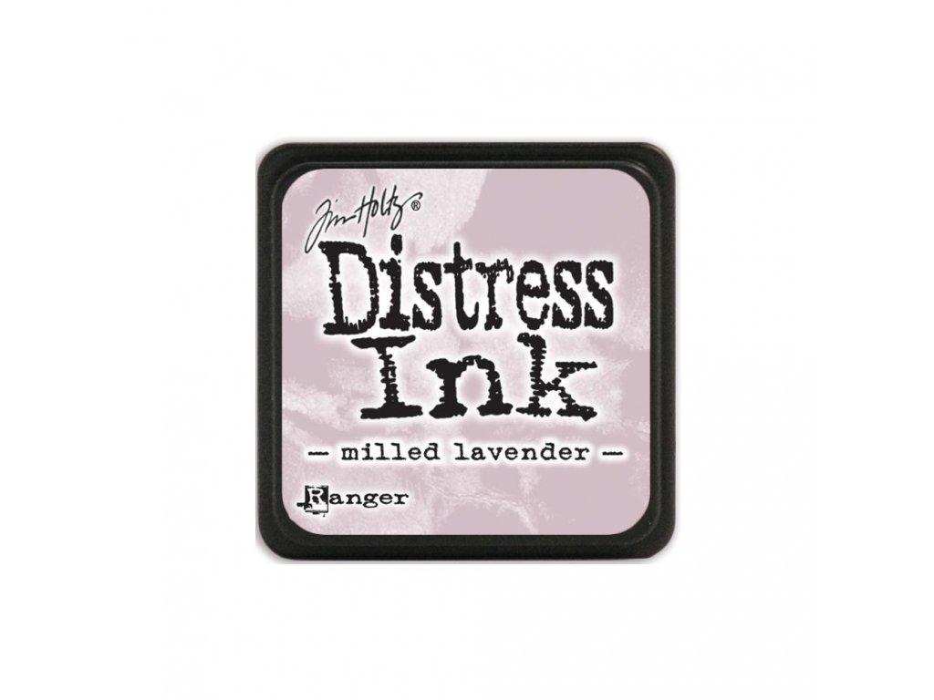 Razítkovací polštářek Distress Mini - Milled Lavender