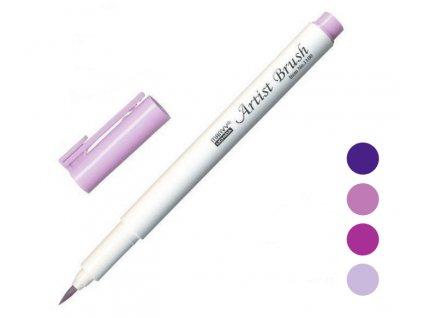 štětcový fix marvy uchida 1100 fialový