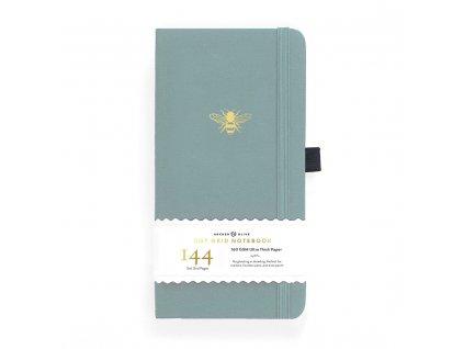 Cestovní zápisník Archer & Olive Vintage Bee