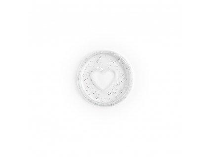 Spojovací disky do diáře Happy Planner 1,9 cm Glitter Silver