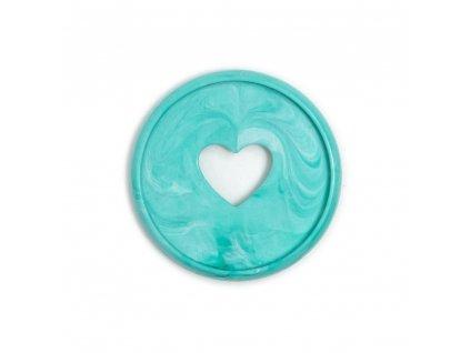 Spojovací disky do diáře Happy Planner 3,2 cm Dragonfly Marble