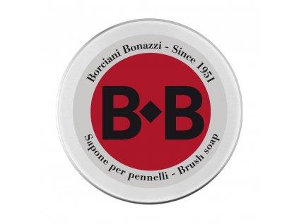 Přírodní mýdlo na štětce Borciani & Bonazzi