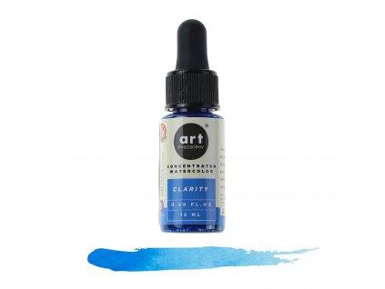 akvarelová barva tekutá art philosophy clarity