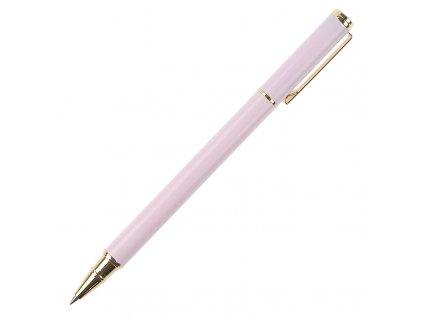 Gelové pero růžové Carpe Diem