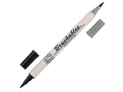 Brushpen Kuretake Brushables černá