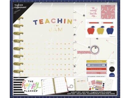 Diářový kit pro učitele Happy Planner BIG Fresh Start