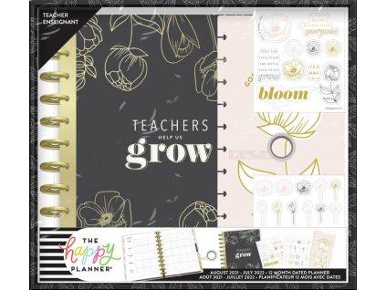Diářový kit pro učitele Happy Planner BIG Grow Big