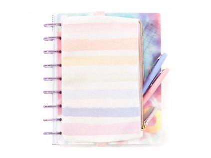 Penál Happy Planner Pastel Rainbow 2