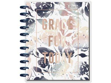 Zápisník Happy Notes BIG Grace For Today