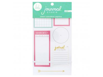 Heidi Swapp Journal Studio Sticker Book (30 Sheets) (1)