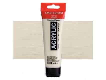 Akrylová barva Amsterdam 120 ml naples yellow light