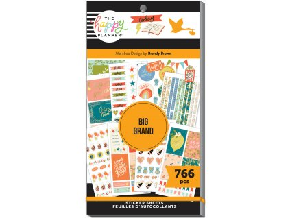 Samolepky Happy Planner BIG Value Pack Life is Sweet