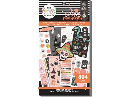 Samolepky Happy Planner Value Pack Halloween