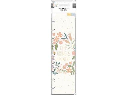 Záložky do diáře Happy Planner CLASSIC Florals