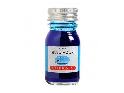 Inkoust Herbin 10 ml Bleu Azur