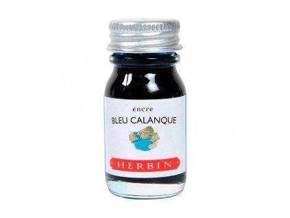 Inkoust Herbin 10 ml Bleu Calanque