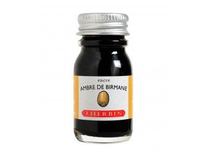 Inkoust Herbin 10 ml Ambre De Birmanie