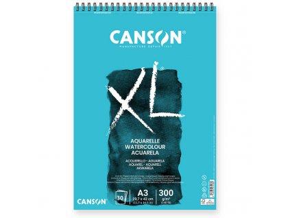 Skicák Canson xl Aquarelle A3