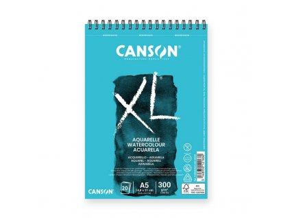 Skicák Canson XL Aquarelle A5