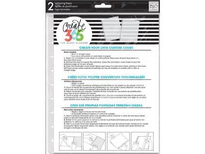 Desky na diář Happy Planner CLASSIC - DIY