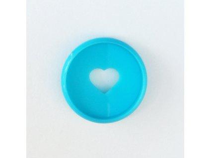 Spojovací disky do diáře Happy Planner 1,9 cm - Teal