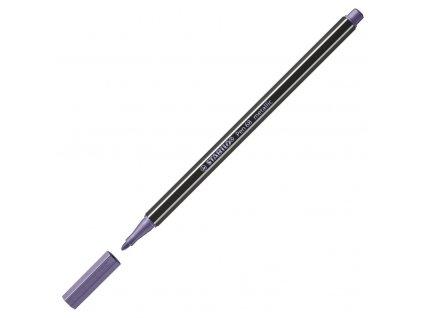 Metalický fix Stabilo Pen 68 - fialová