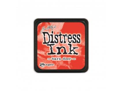 Razítkovací polštářek Distress Mini - Barn Door
