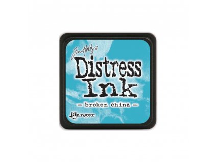 Razítkovací polštářek Distress Mini - Broken China