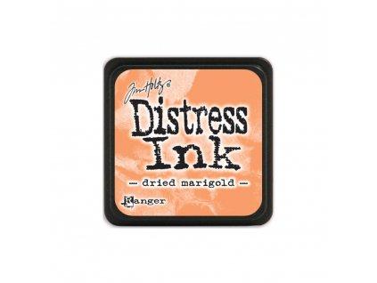Razítkovací polštářek Distress Mini - Dried Marigold