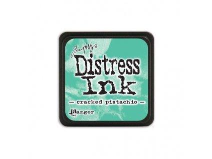 Razítkovací polštářek Distress Mini - Cracked Pistachio