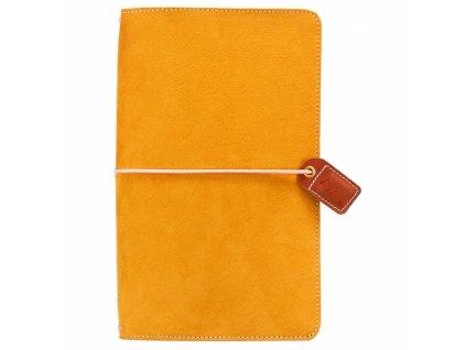 Cestovní deník Webster's pages: Mustard