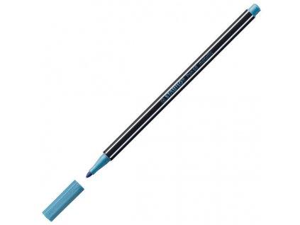 Metalický fix Stabilo Pen 68, modrá