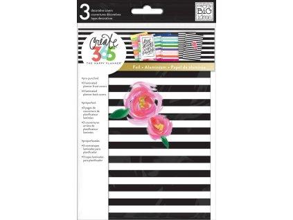 Desky na diář Happy Planner MINI - Painterly