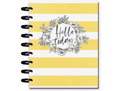 Motivační zápisník Happy Planner CLASSIC - Planning