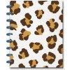 Zápisník Happy Notes CLASSIC Leopard