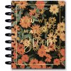 Diář 2021 2022 Happy Planner CLASSIC Moody Florals