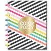 Zápisník Happy Notes CLASSIC - Live Colorfuly