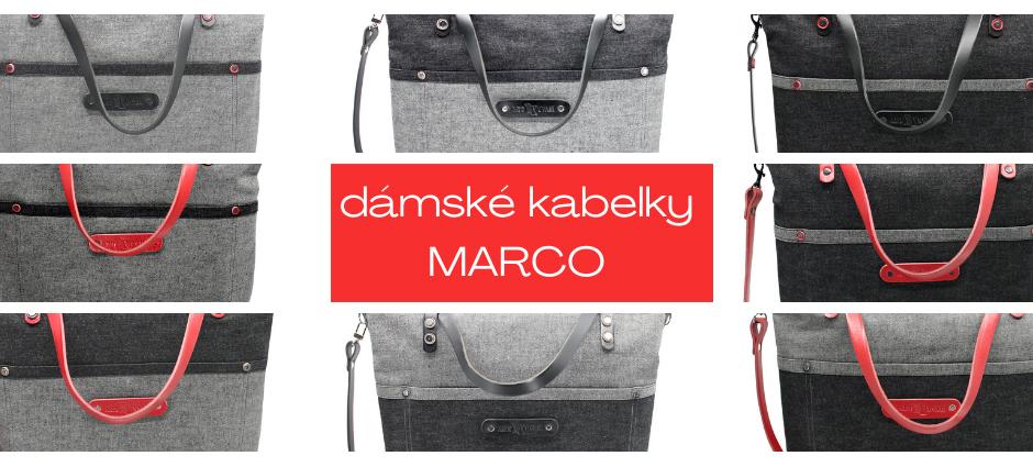 prohlédnout kabelky MARCO