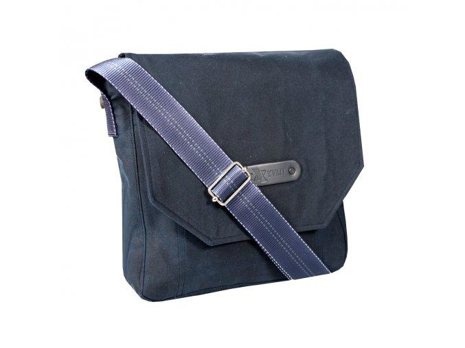 pánská taška CUBE modrá 2