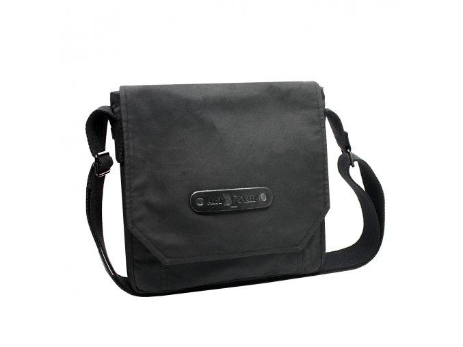 pánská taška CUBE černá 4