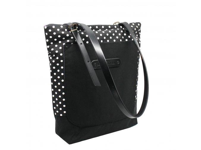 dámská taška harmony dots black 3