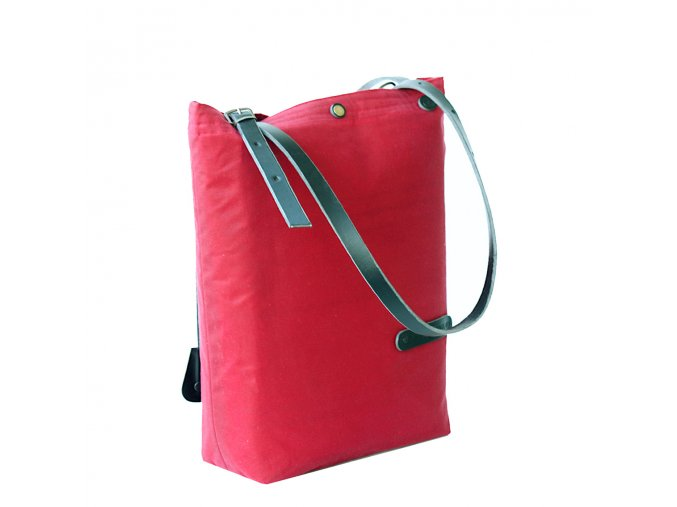 dámská taška červená MARILYN 4
