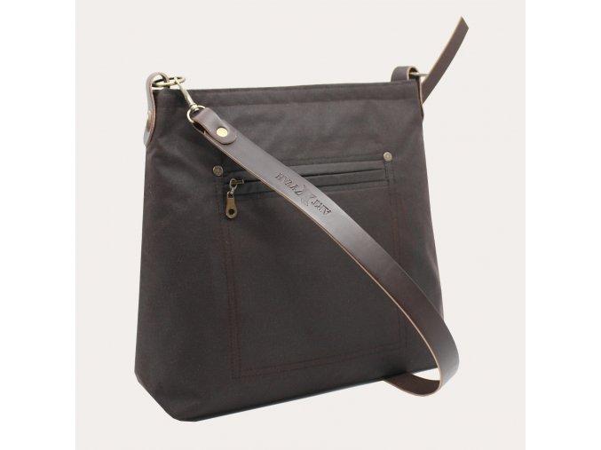 dámská kabelka CARMEN BROWN 11