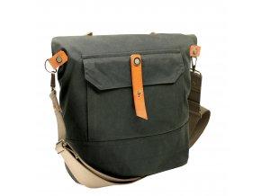 batoh a taška TWINS green 3