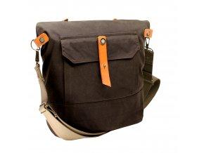 batoh a taška TWINS BROWN 4