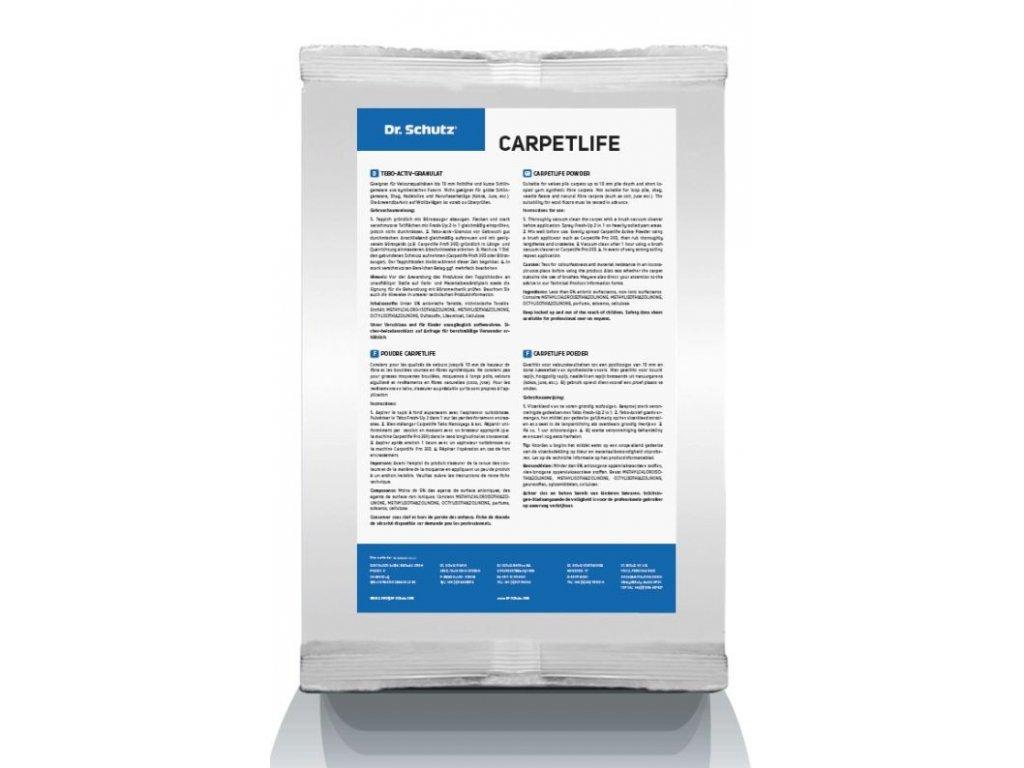 Dr. Schutz Carpetlife prášek 1kg