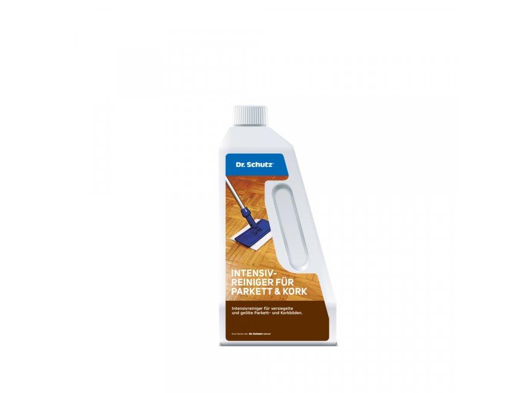 Dr. Schutz -Intenzivní čistič na parkety a korek, obsah 0,75 l