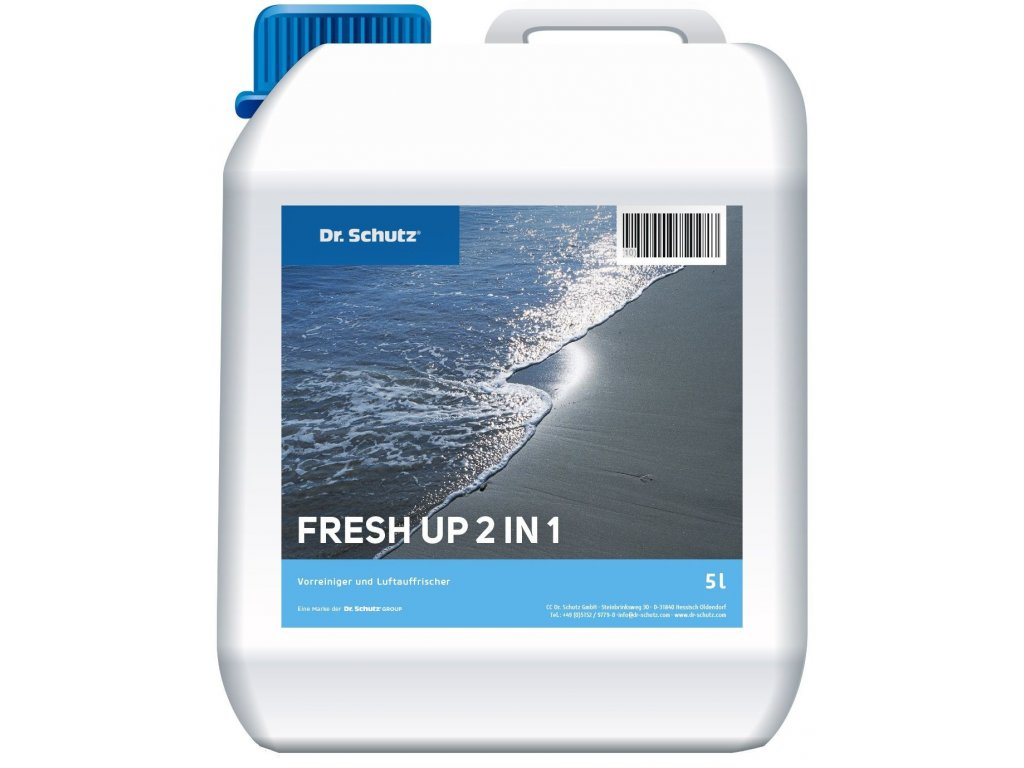 Dr. Schutz -Fresh-Up 2v1, obsah 5 l