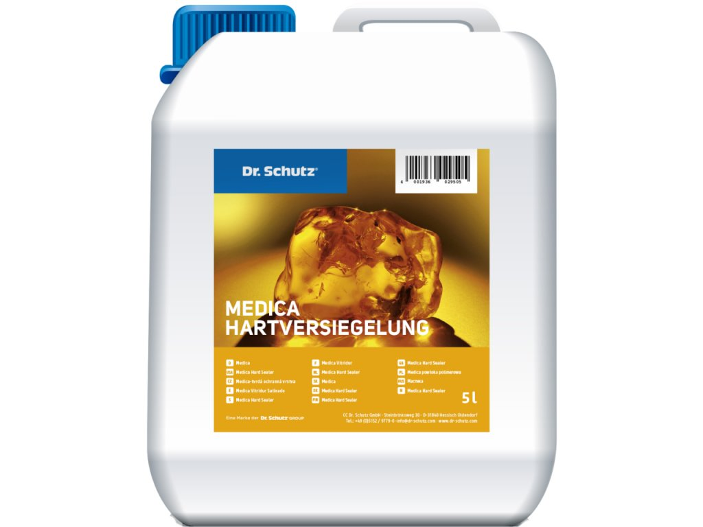 Dr. Schutz -medica -tvrdá ochranná vrstva, obsah 5 l