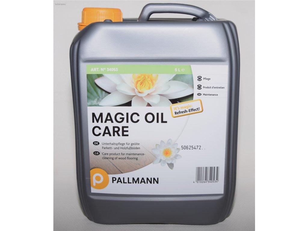 Pallmann - Magic oil CARE - 5L